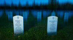 """One Family, Two Sacrifices"" | by Ian Shapira | The Washington Post"
