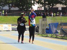 2014 Rasibe Maapola and Thandazwa Baliti. Marathon, Legends, Basketball Court, Sports, Hs Sports, Sport, Marathons