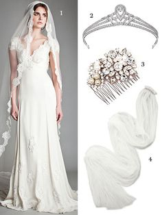 How to Pick the Perfect Wedding Headpiece!