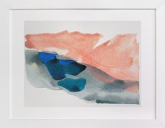 Morning River by Lauren Adams at minted.com