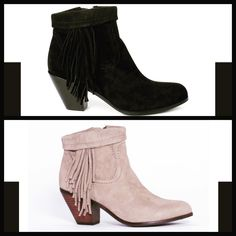 Fabulous new fringe boots from @sam_edelman!! Love these colors and love this fringe! Available now on our website! Shop away! Link in profile. #tfssi #stsimons #seaisland #fall2015 #boots #fringe