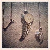 What a great gift (Mothers day is right around the corner.) We also have zodiac signs and birthstones for every month (great personalized birthday gift for the fabulous women in your life.) www.stelladot.com/trishmuller