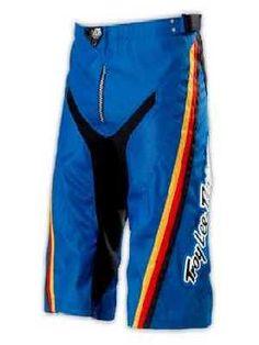 Acquista TROY LEE DESIGNS Pantaloni Corti SPRINT Blu 2013 -