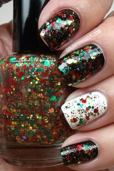 Colores de Carol: KBShimmer Winter 2012 Collection-- Wrappers Delight