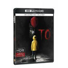 Blu-ray To, UHD + BD, CZ dabing   Elpéčko - Predaj vinylových LP platní, hudobných CD a Blu-ray filmov