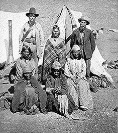 Antiques California 1873 Iln Antique Print Modoc Indians Oregon