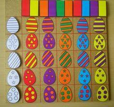 Bildergebnis für ostern im kindergarten Bee Activities, Indoor Activities For Toddlers, Easter Crafts For Kids, Diy For Kids, Diy Ostern, Spring Projects, Preschool Classroom, Diy Toys, Kids And Parenting