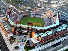 Citizens Bank Park - Home of the Philadelphia Phillies