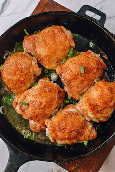 Easy Asian Dry Rub Chicken