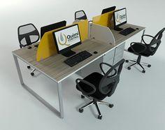 Office Desk, Furniture, Home Decor, Design Offices, Modern Desk, Labor Positions, Desks, Desk Office, Decoration Home