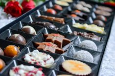 Perfect Christmas Gifts For Chocolate Lovers From Hotel Chocolat ♥