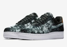 Nike Air Force 1 Velvet Dames Chaussures Pinterest Nike air force