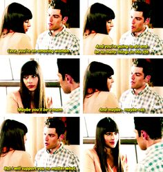 New Girl - Cece Schmidt New Girl Quotes, Tv Quotes, New Girl Season 1, New Girl Funny, New Girl Schmidt, New Girl Tv Show, Snl News, Jessica Day, Nick Miller