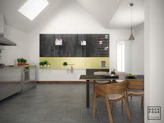 Stylepads voor in de keuken. Industrial, Table, Furniture, Vintage, Concrete, Kitchen Design, Home Decor, Accessories, Decoration Home