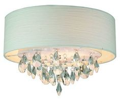 Gen-Lite Industries 103811 2 Light Rossini Flush Mount Ceiling Light - Lighting Universe