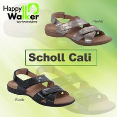 Looking for a quality footwear with remarkable design? Happy footwear presents Scholl Cali footwear that surely suits to your fashion taste! Prelove designs are here! Visit our shop and give them a try! P.S.; These footwear items are guaranteed to make your feet comfortable and relaxed as you step on.  Contact us at: AMK Hub #02-28 ☎+65-6481 5057  Velocity @ Novena Square #02-22 ☎+65-6259 3151  Ng Teng Fong General Hospital #02-19 ☎ +65-6250 7115  Festive Mall @ Our Tampines Hub #01-88…