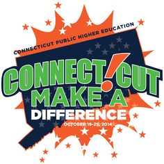 Great ready for CT Make a Difference Week on October 20-25! MxCC is participating in CT Publics Make a Difference, a state-wide initiative that highlights how CT's public college and university students make our communities better. There are lots of opportunities for MxCC students to get involved. #ctmakeadiff