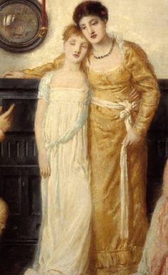 details A Youth Relating Tales to Ladies, 1870, Simeon Solomon