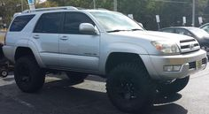Quote: Originally Posted by ill get some today when my rims and tires get here looks too embarassing on the stockers Let's see this emb 2006 4runner, Lifted 4runner, 4runner Off Road, 4th Gen 4runner, Toyota 4runner, Toyota Trucks, Lifted Ford Trucks, 4x4, Toyota Girl
