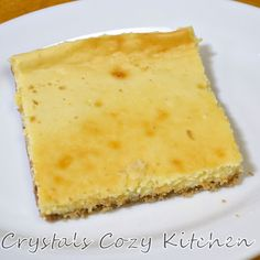 One of my favorite desserts is cheesecake. They aren't that hard to make (just a bit of time...), but the best part after they're made is t...