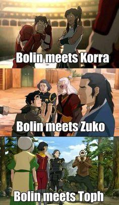 bolin and mako meet zuko vs azula