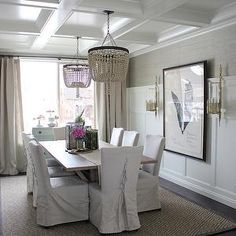 22 Dining Room Window Treatments Ideas Home Decor Dining Room Windows Dining Room Window Treatments