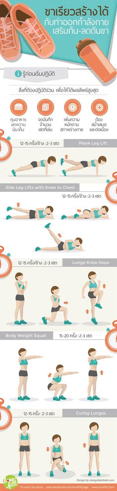 Lower body workouts: For the booty and the legs! Health Tips, Health And Wellness, Health Fitness, Herbal Remedies, Natural Remedies, Body Weight Squat, Lose Weight, Weight Loss, Tips & Tricks