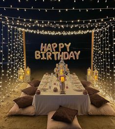Surprise Party Decorations, Birthday Decorations At Home, Balloon Decorations Party, Table Decorations, Picnic Birthday, Birthday Room Surprise, Birthday Surprises, Silvester Party, Birthday Balloons