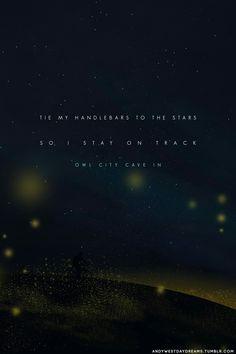 Cave In • #owlcity #lyrics