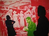 Le peintre et son modèle - Gerard Fromanger