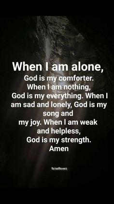 (notitle) - God Loves You - Citas Faith Prayer, God Prayer, Prayer Quotes, Bible Verses Quotes, Faith In God, Spiritual Quotes, Faith Quotes, Wisdom Quotes, Positive God Quotes