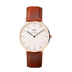The exact watch I've been looking for! Slim, simple, elegant... no big ugly numbers, fat hands, thick rim, tacky bracelet. So hard to find a nice watch that doesn't cost the earth. Classic St Andrews