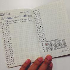 Interesting take on the Bullet Journal system