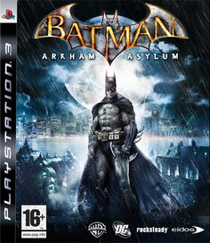 Batman: Arkham Asylum [Honest Game Trailers] You. - Batman: Arkham Asylum [Honest Game Trailers]You thought it would be easy to turn Batman into a cool video game. For 20 years, you were wrong. Now, revisit the 2009 sensation that made everyone say,. Batman Arkham City, Batman Arkham Series, Gotham City, Batman Wallpaper, Batman Artwork, Hd Wallpaper, Batman Painting, Batman Drawing, Cartoon Wallpaper