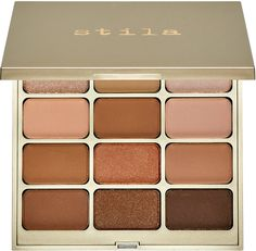 stila Nouveau Natural Eye Shadow Palette: One of my MUST HAVE Palettes of 2015
