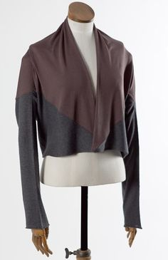 Women's SS12 Capsule Collection - Spinet Shrug - £300