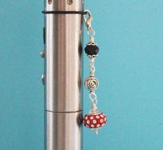 Rose Vape Bling - Vape Charm - Mod Charm - E cig Charm - Tank Charm - Electronic Cigarette Charm