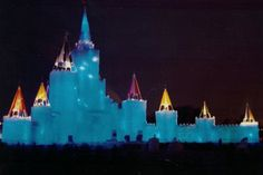 Ice Castles and Palaces | Goodnightgram's Blog