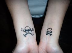 33 Best Skull Wrist Tattoos Images Wrist Tattoo Wrist Tattoos