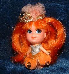 1969 Liddle Kiddles ORANGE ICE Kone Doll   Kiddle by CelwinsCloset-SHE was my 1st one!
