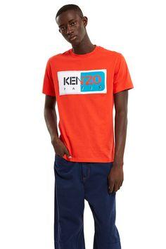KENZO OPENING CEREMONY KENZO PARIS T-SHIRT. #kenzo #cloth #