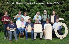 2014 class Art Courses, Art School, Schools, It Works, Place Cards, Carving, Place Card Holders, Fall, Wood