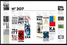 >>> a spread    étapes magazine / design & visual culture