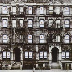 7 - Physical Graffitti - Led Zeppelin