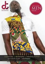 african print mens shirt - Google Search