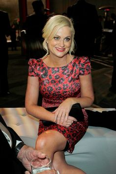 """2012 Emmy Nominations """"ACTRESS Lead in a Comedy Series"""" Amy Poehler, """"Parks and Recreation"""" NBC"""