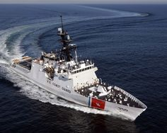 Coast Guard awards Northrop Grumman contract for 5th National ...