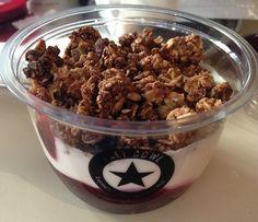 Pret a Manger-Five Berry Bowl   <3