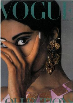donyale luna, first african american model to grace the cover of vogue
