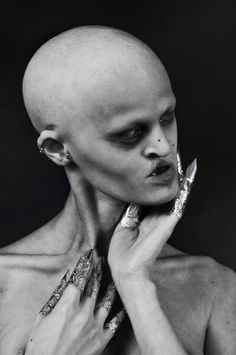 Melanie Gaydos otherworldly beauty